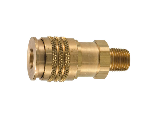 HA Series Coupler - Male Pipe