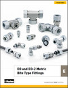 EO and EO-2 Metric Bite Type Fittings