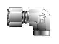 A-LOK Inch Tube NPT Female Elbow - FEL